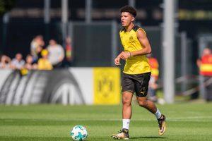 'Want to see Jadon Sancho start for Borussia Dortmund'