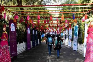 Controversy, protests fails to dampen JLF spirit