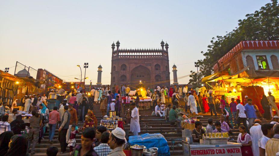 Mughal-e-Azam, Arabian Nights, Mughal era, Jama Masjid, Matia Mahal
