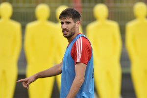 Bayern Munich confirm Javi Martinez's shoulder injury