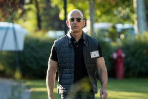 Jeff Bezos is world's richest man: Forbes