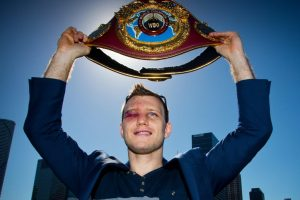 Jeff Horn lines up Gary Corcoran, Conor McGregor for blockbuster bouts