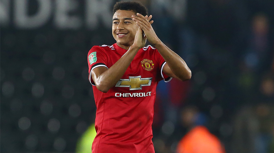 Manchester United F.C., Premier League, Jesse Lingard, Carabao Cup