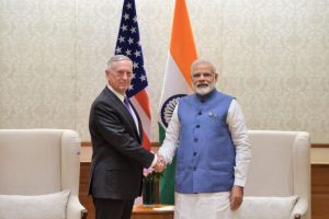 India committed to broaden Afghan developmental efforts: Mattis