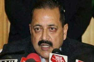Time has come to make J-K model state: Jitendra Singh