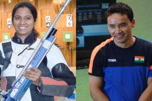 Off day for India as Jitu Rai, Pooja Ghatkar fail to enter final