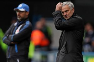Premier League: Mourinho tears into Manchester United after shock loss