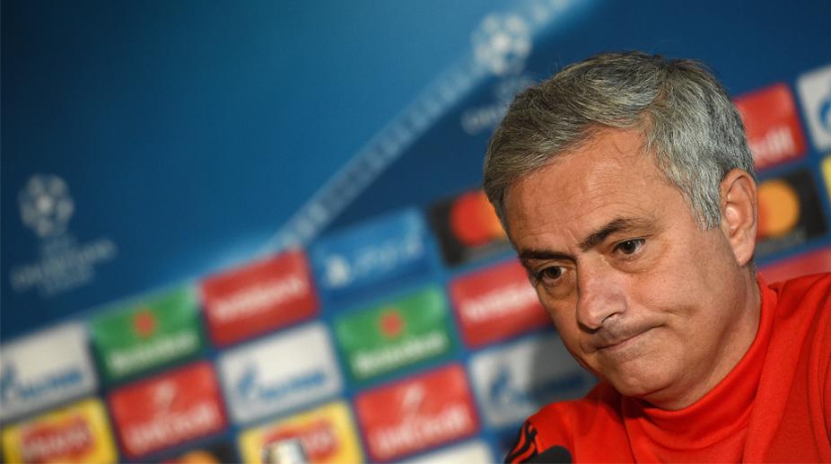 Jose Mourinho, Manchester United F.C., Premier League, UEFA Champions League