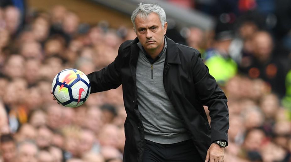 Manchester United FC, Premier League, Jose Mourinho