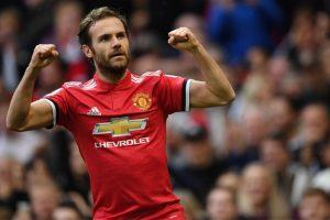 Manchester United midfielder Juan Mata relishing Liverpool challenge