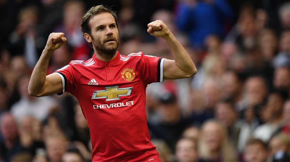 Juan Mata, Premier League, Manchester United FC