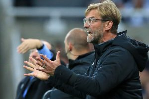Jurgen Klopp blames players' profligacy for draw at Newcastle