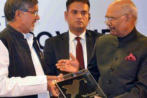 12,000 km in 35 days: Kailash Satyarthi's Bharat Yatra ends at Rashtrapati Bhavan