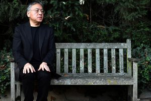 Artist of disconnected world: Kazuo Ishiguro & his works