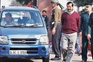 Delhi CM Arvind Kejriwal's WagonR car stolen from outside secretariat; AAP blames LG