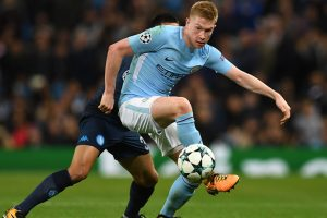 Manchester City have to set high standards: Kevin De Bruyne