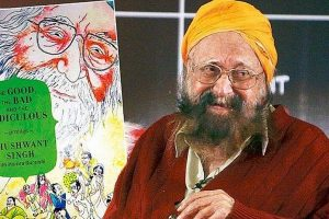 Mamata remembers Khushwant Singh on his 103rd birth anniversary