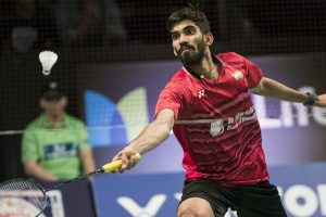 Shuttler Srikanth wins French Open title