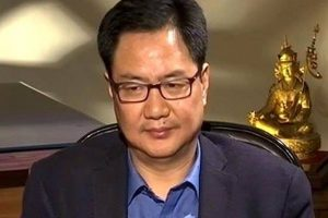 People of India have lost faith in Congress party: Kiren Rijiju