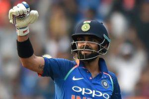 1st ODI: Kohli surpasses Ponting with 31st ton, only behind Tendulkar