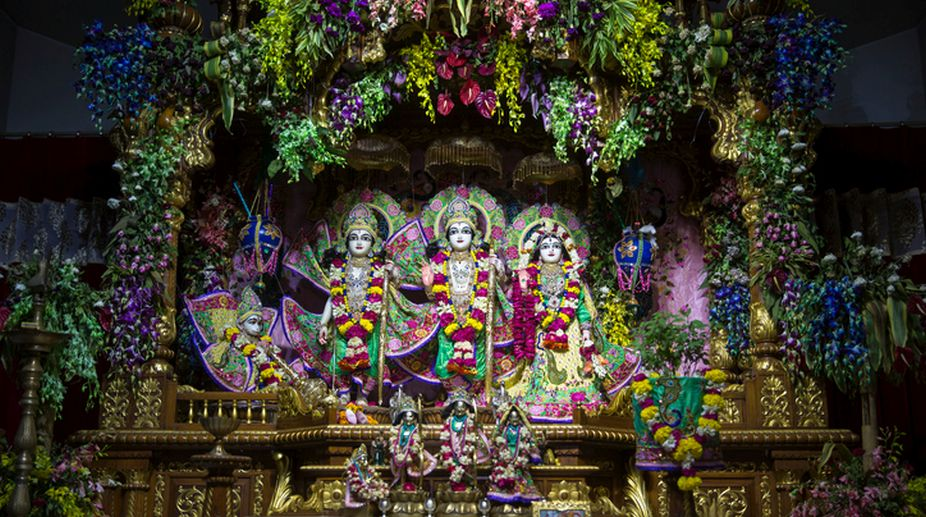 idol of Krishna