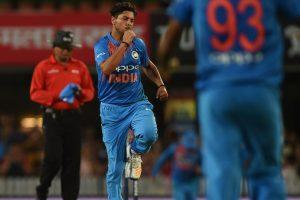 Replacing Ashwin, Jadeja in Indian team is not on Kuldeep Yadav's mind