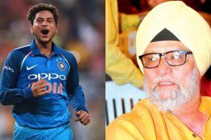 Spinner Kuldeep Yadav accepts Bishen Singh Bedi's challenge
