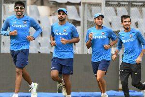 'Kuldeep, Chahal not afraid of making tactical changes'