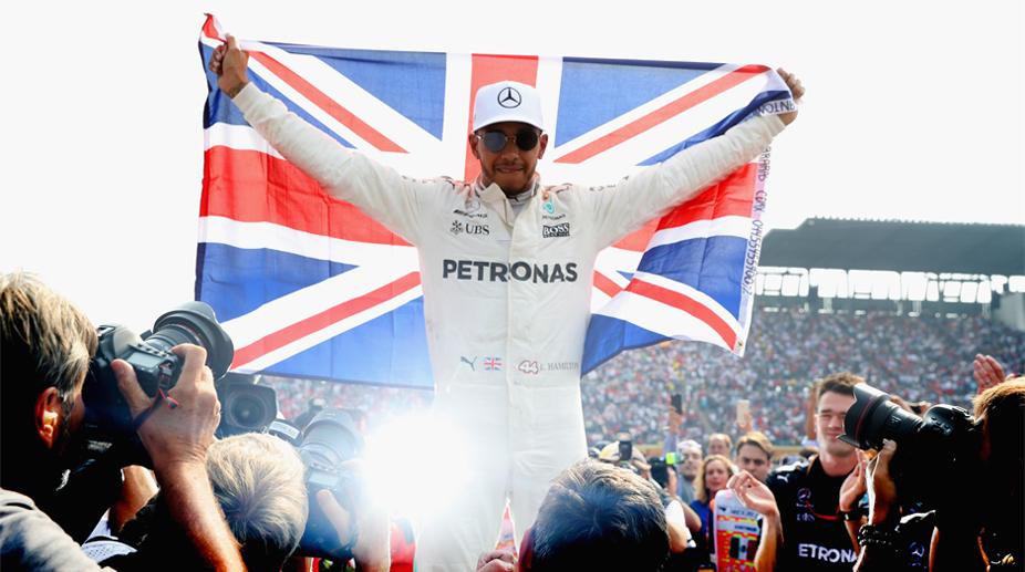 Lewis Hamilton, F1, Mexican GP