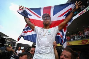 Lewis Hamilton thanks team, fans on Instagram after sealing 4th world title