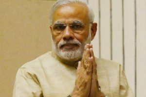 Committed to improve sanitation facilities: Modi