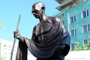 Gandhi's birth celebrated at Indian embassy