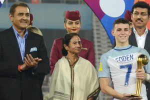 Mamata Banerjee thanks FIFA, AIFF for U-17 World Cup final