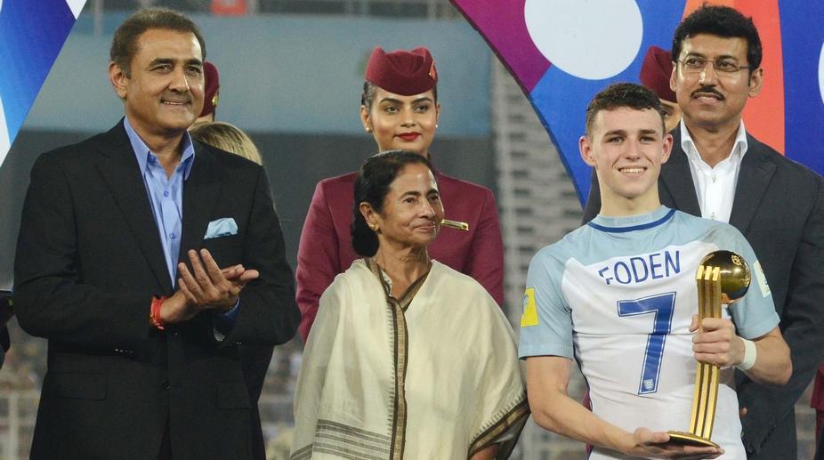 Mamata Banerjee thanks FIFA, AIFF for U-17 World Cup final