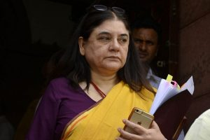 Maneka Gandhi bats for child labour-free goods