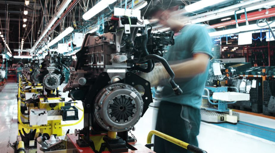 factory production, Central Statistics Office, IIP growth