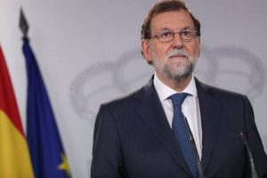 Spanish PM dismisses Catalan government