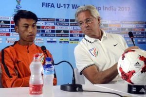 U-17 World Cup: India ready for Colombia, says coach Matos