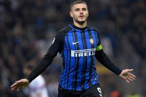 Serie A: Inter Milan edge Sampdoria to claim top spot