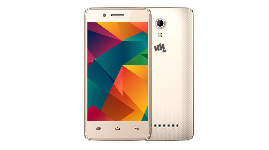 fb914098992 Domestic handset maker Micromax in partnership with Vodafone on Monday  launched  Bharat 2 Ultra  budget smartphone at effective price of Rs. 999.