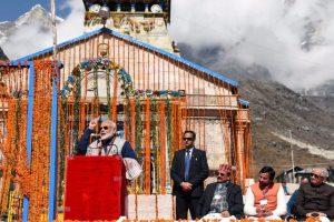 PM Narendra Modi greets Uttarakhand on its foundation day