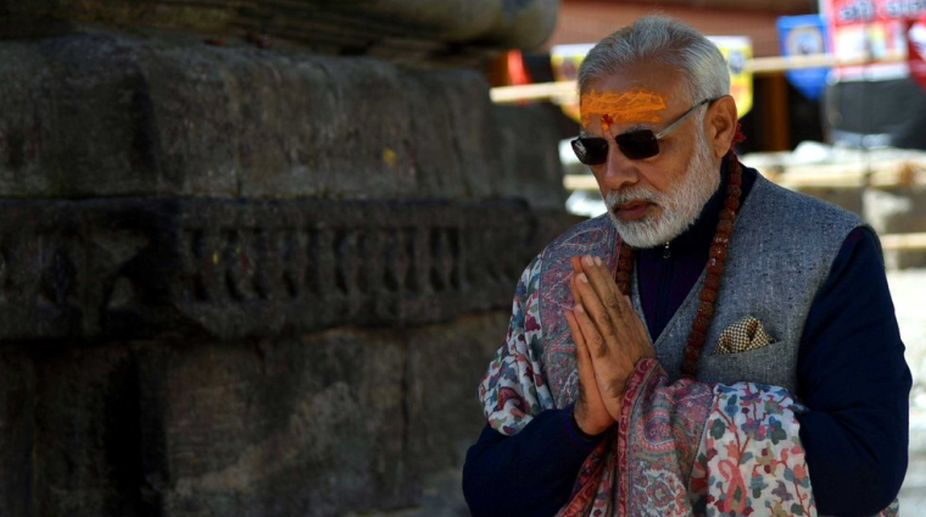 Photo gallery: PM Narendra Modi visits Kedarnath