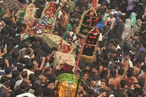 Clashes during Muharram procession at Arrah, 72 held; Net down
