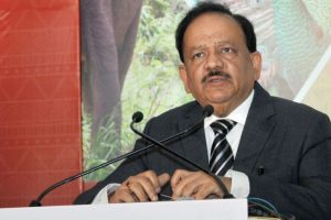 Don't panic, air quality improving: Environment Minister Harsh Vardhan