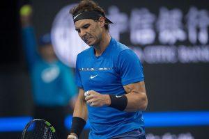 Rafael Nadal continues at top of ATP rankings, Federer at 2nd spot