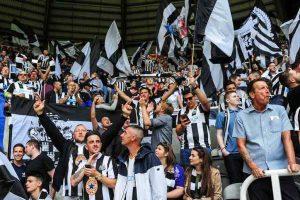 Premier League club Newcastle United up for sale