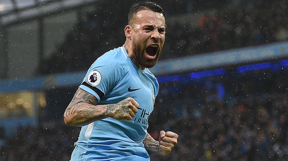 Manchester City FC, Premier League, Nicolas Otamendi
