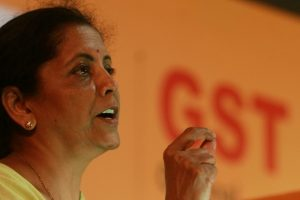 Surge of non-state actors demands firm action: Sitharaman