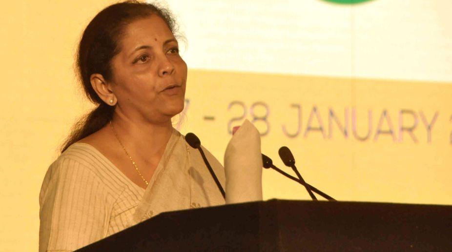 Nirmala Sitharaman, Defence Minister, India