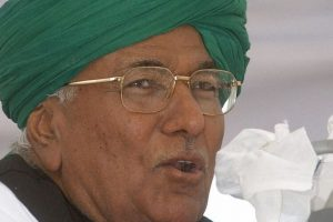 HC grants two-week parole to Chautala to look after ailing wife